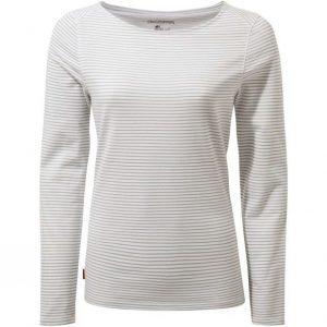 Craghoppers Womens Nosilife Erin II Long Sleeve T-Shirt