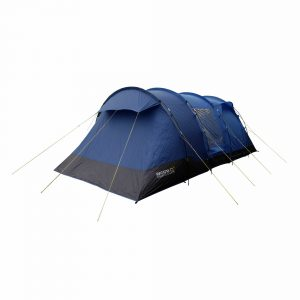 Karuna Vis A Vis 6 Man Tunnel Tent Nautical Laser Blue