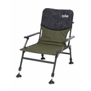 DAM CamoVision Compact chair With Armrests
