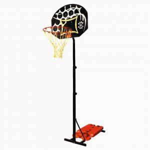 Sure Shot 553R Easishot Portable Basketball System