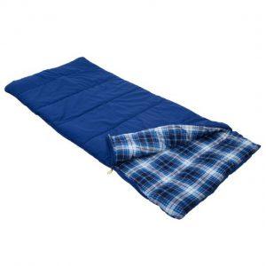 Bienna Single Sleeping Bag Laser Blue