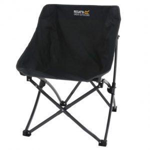Forza Pro Folding Chair Black