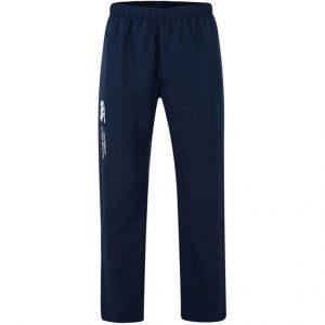 Canterbury Mens Open Hem Stadium Side Zip Sweatpant Trousers