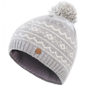 HOLBRAY UNISEX DLX KNITTED BOBBLE HAT