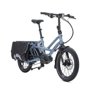 Tern GSD S10 Performance Compact Utility Cargo Electric Bike