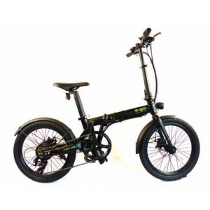 E-GO Bike Lite+ (Plus) Folding Electric Bike 2020