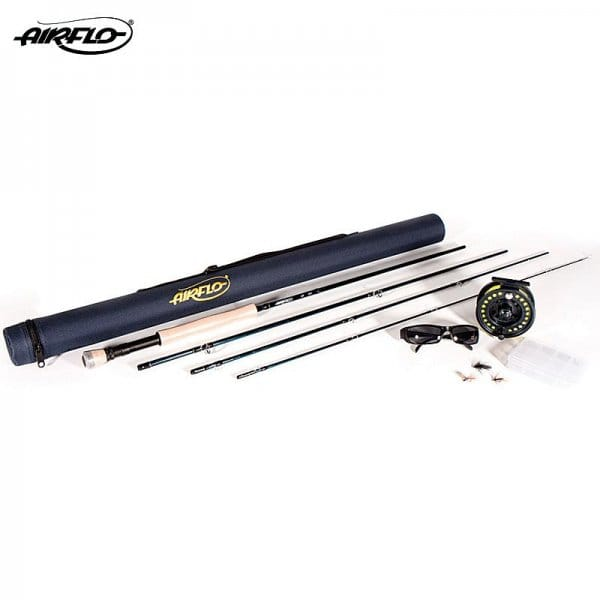 AIRFLO Complete Fly Fishing Outfit