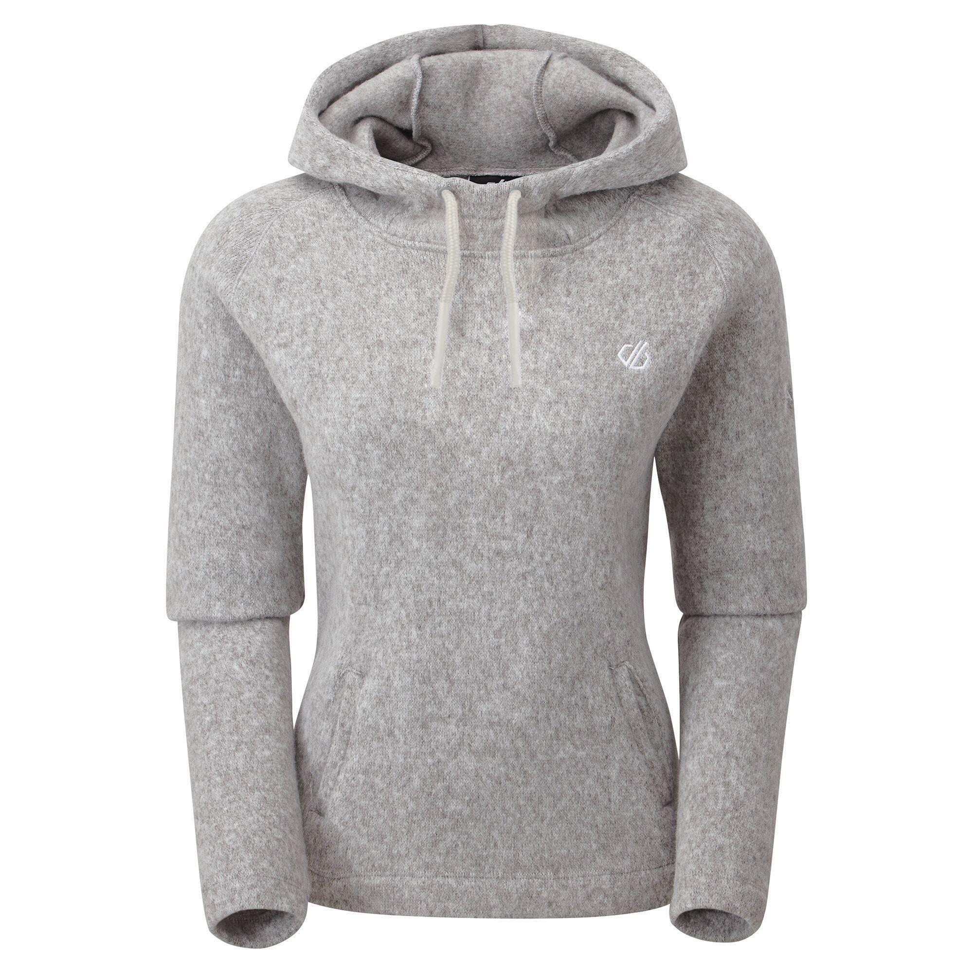 Dare 2b - Women's Initiative Hooded Fleece Ash Grey